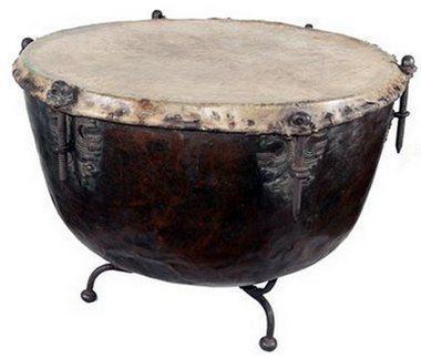 Кавалерыйскі сігнальны барабан