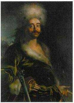 Цар Пётр I