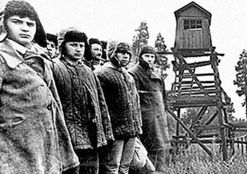 Сталінскія рэпрэсіі